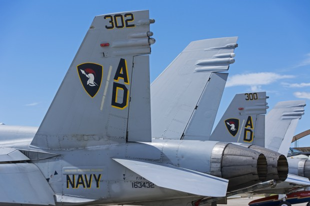 Gladiator Hornets 300 and 302 ready to go.