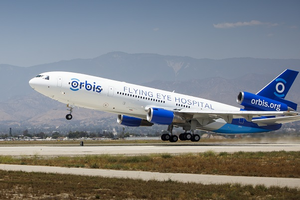 (Photo courtesy: Orbis International)