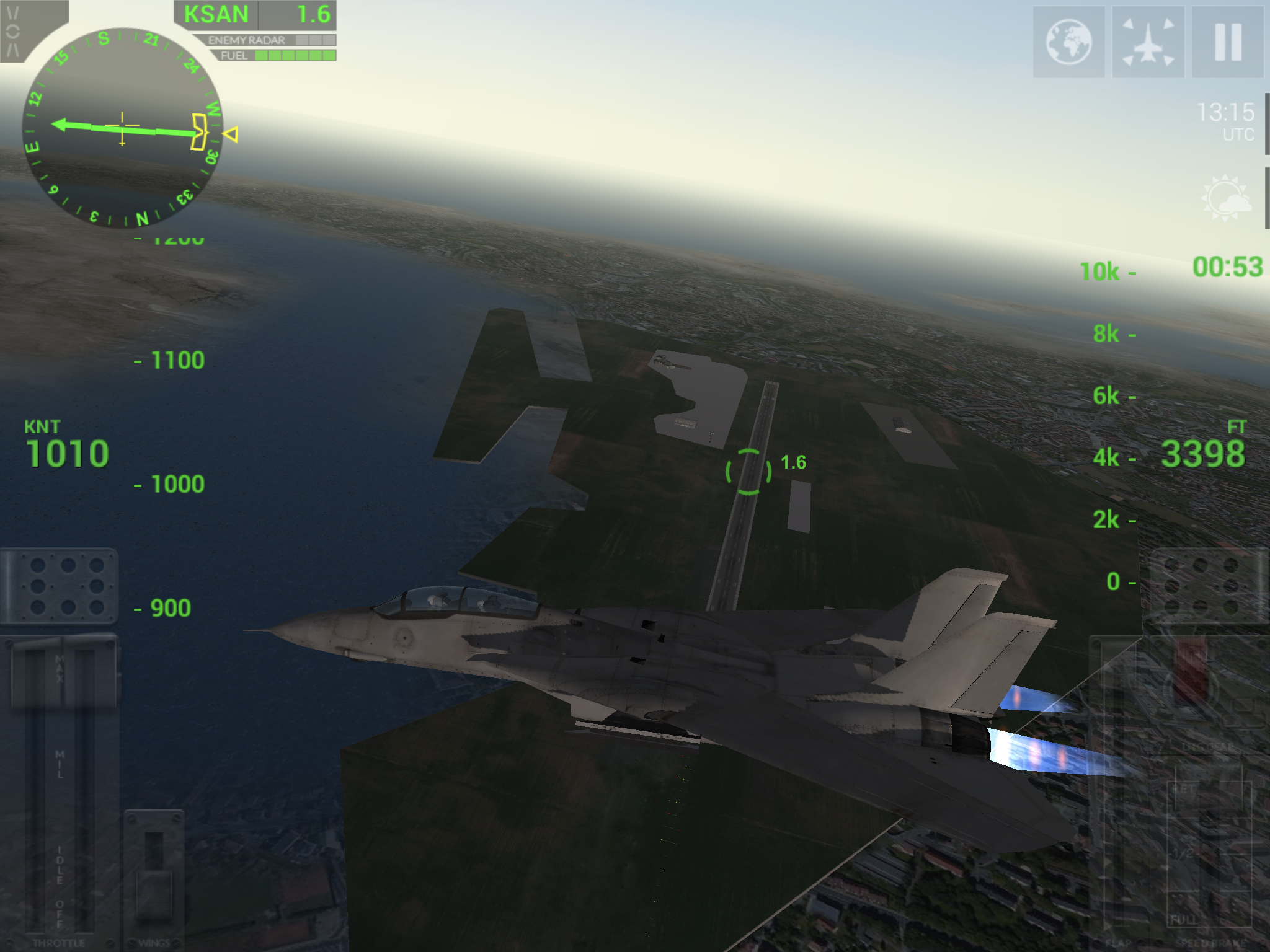 Toss Out Your PC  The Best Flight Sim Experience is On Your