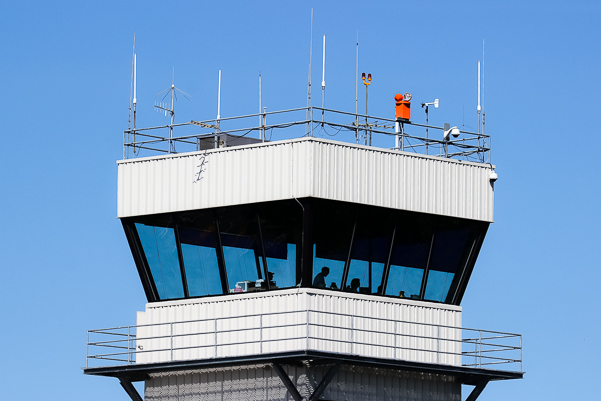 The contract air traffic control tower at Waterbury-Oxford Airport (OXC) was one of 6 that were scheduled to be closed in the State of Connecticut in 2013.