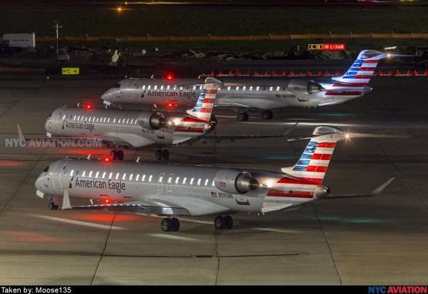 Major? Regional? People still confuse these. (Photo by  Moose135, All Rights Reserved, via NYCAviation Photo Hangar)