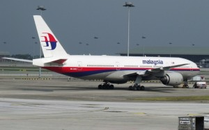 Malaysia Airlines Flight 370, a Boeing 777 just like this one, disappeared while flying from Kuala Lumpur to Beijing 2014. What happened to the jet remains a mystery.