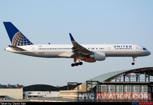 Though operated by one of their regional carriers, United Airlines is facing public backlash following a viral video of a removed passenger. (Photo by David Xian, All Rights Reserved, via NYCAviation Photo Hangar.