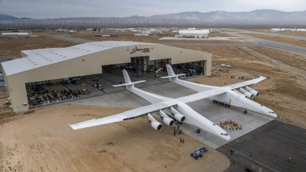 Stratolaunch: The Next Evolution of Consumer Space Travel