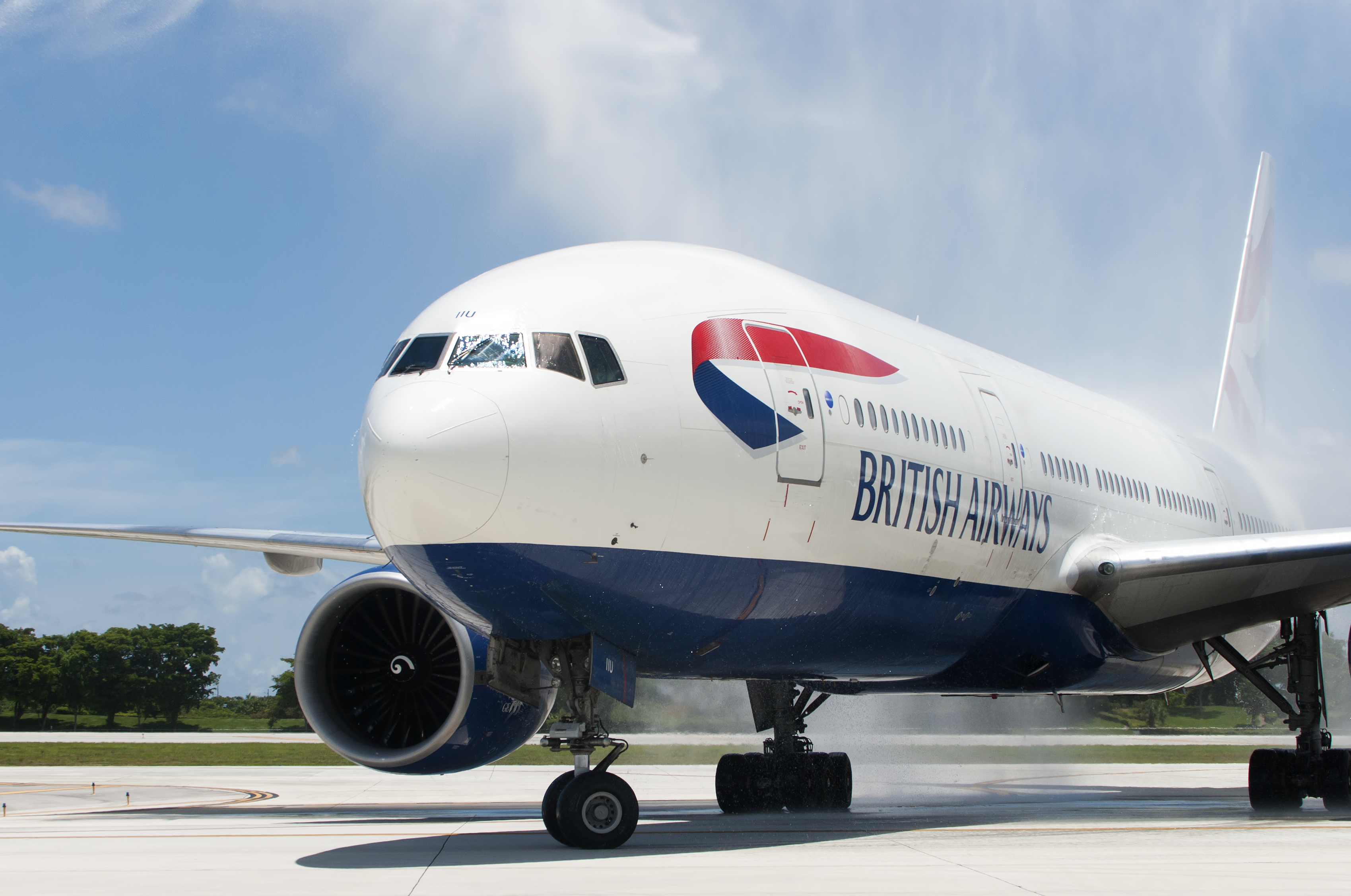 British Airways Arrives in Fort Lauderdale ...