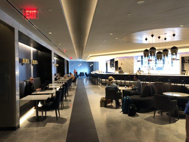 Photos United S New Polaris Lounge At Ewr