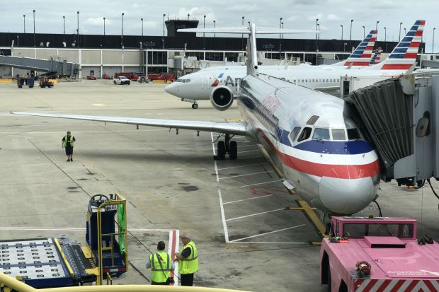 American Celebrates The Super 80 Send Off As Its MD-80s Fly