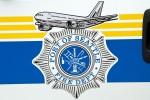 Port of Seattle Fire Dept. logo.