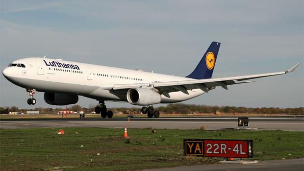 Bildergebnis für A330-300 Lufthansa