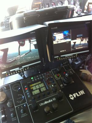 Camera controls.
