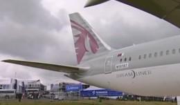 Qatar Airways Boeing 787-8 Dreamliner. (Photo by Qatar Airways)