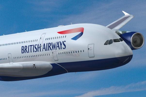 British Airways Airbus A380. (Image by Airbus)