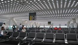 Inside Mexico City International Airport's Terminal 2. (Photo by ProtoplasmaKid via Wikipedia, CC BY-SA)